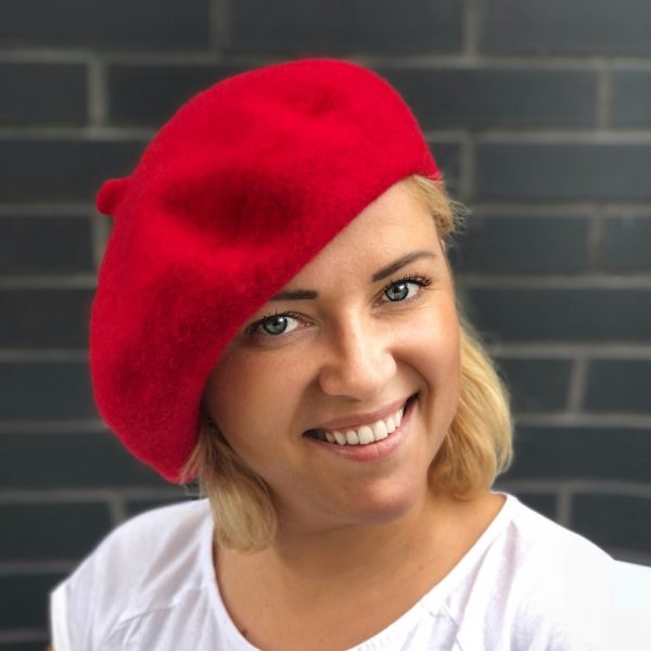 red beret