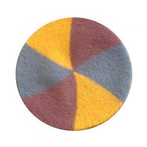 wool mat
