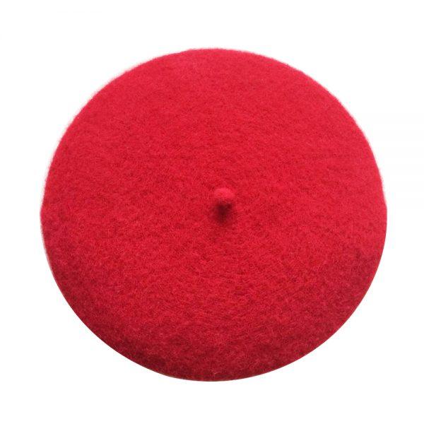 raudona berete