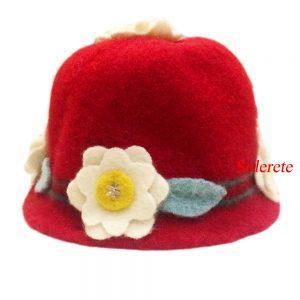 Pirties kepurės stilizuotos