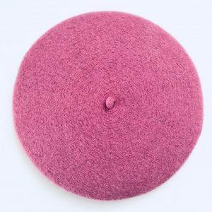 lilac beret