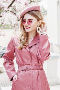 rose beret