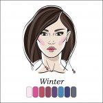 winter skin type