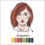 autumn skin type